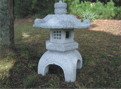 Granite Stone Lanterns For Japanese Gardens Gifts Garden Lights Garden Ornaments